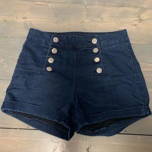 Rue 21 Sailor shorts